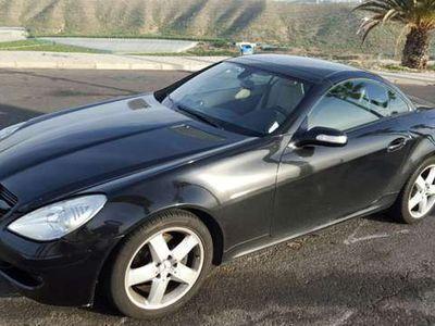 usado Mercedes SLK280 automático