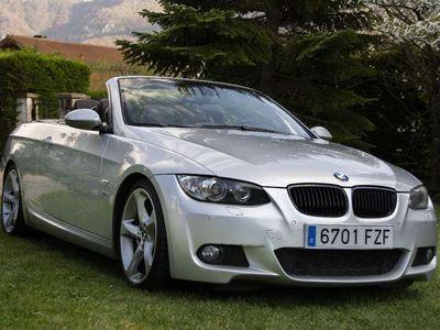 usado BMW 330 Cabriolet Serie 3 E93 Cabrio Aut.