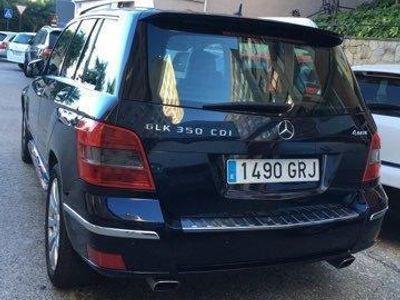 gebraucht Mercedes GLK350 CDI 4M Aut.