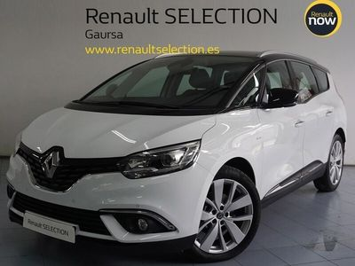 usado Renault Grand Scénic Limited Blue dCi 110 kW (150CV)