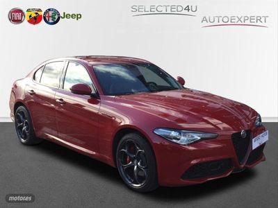 usado Alfa Romeo Giulia 2.2 JTDM 154kW 210CV Veloce ATX