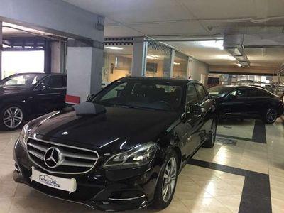 usado Mercedes E220 CDI Avantgarde 7G Plus Nacional
