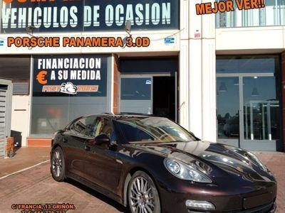 usado Porsche Panamera 3.0 TD Tiptronic