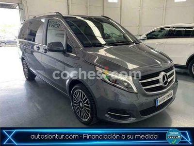usado Mercedes V250 Clase VLargo Exclusive 7g Tronic 190 cv en Madrid