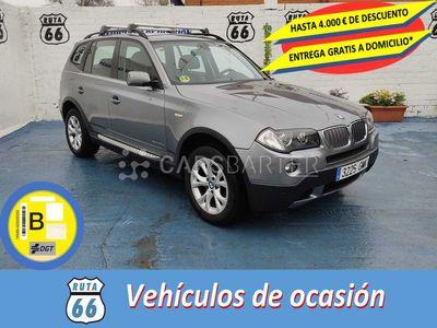 usado BMW X3 xDrive 20d 5p