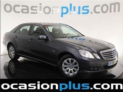 usado Mercedes E250 E250 CDI Blue Efficiency 204cv 4p