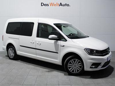 begagnad VW Caddy Maxi 2.0TDI Trendline 75kW