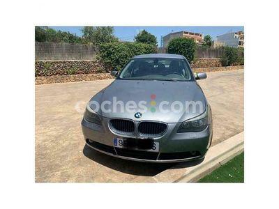 usado BMW 535 Gran Turismo Serie 5 da 300 cv en Sevilla