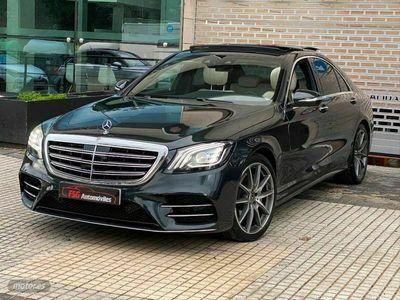 usado Mercedes S400 Clase Sd 4MATIC