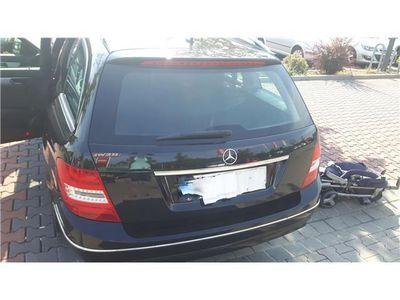usado Mercedes C220 Estate CDI BE Avantgarde 7G Plus