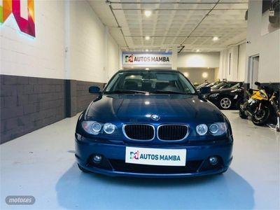 gebraucht BMW 320 Serie 3 Cd