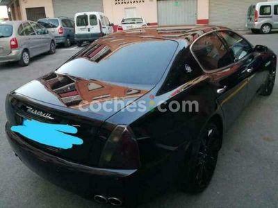 usado Maserati Quattroporte 4.2 Duoselect 400 cv en Valencia