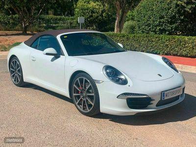 usado Porsche 911 Carrera S Cabriolet 911 3.8