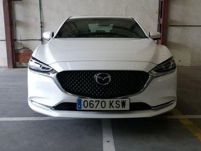 usado Mazda 6 6 Sedán4P 2.5 GE 194CV Signature Sky AT