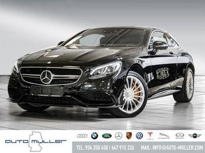 usado Mercedes S65 AMG AMG Coupe