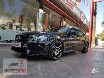usado Mercedes E220 Coupé 220BlueTec