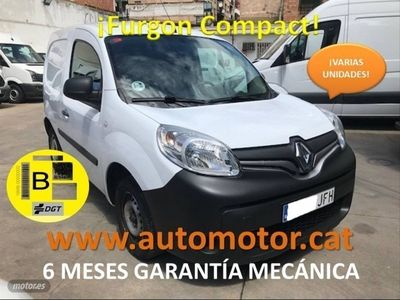 usado Renault Kangoo Fg. Compact 1.5dCi Prof. 75 E5 Prof, Segunda Mano, Barcelona