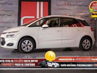 usado Citroën C4 Picasso 1.6 eHDi 115cv Seduction