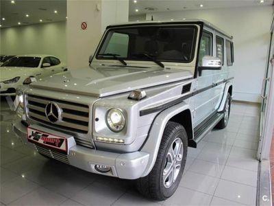 usado Mercedes G350 Clase GBluetec Largo 5p. -13