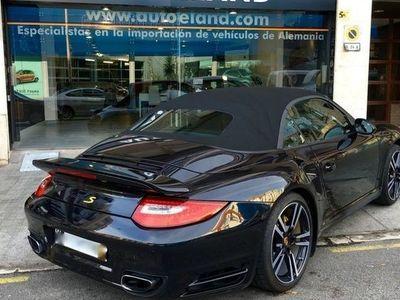 usado Porsche 911 Turbo S Cabriolet Aut.