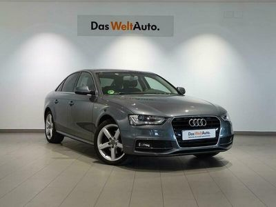 usado Audi A4 2.0TDI CD 150 S line edition (4.75)
