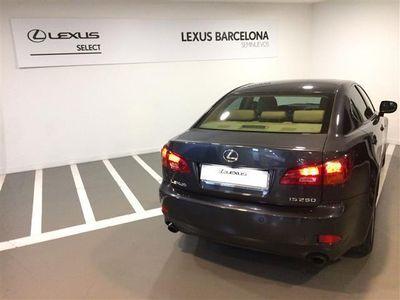 usado Lexus IS250 Automatico President 4p. -08