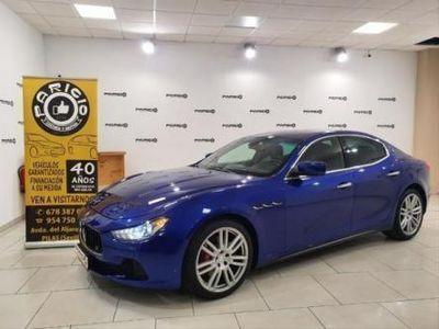 usado Maserati Ghibli