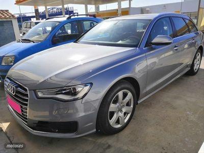 usado Audi A6 Avant 2.0 TDI 150cv ultra Advanced edit