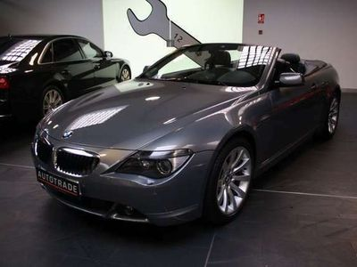 usado BMW 630 Cabriolet Serie 6 iA
