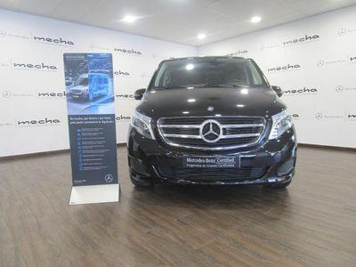 usado Mercedes V250 Clase d Largo 7G Tronic
