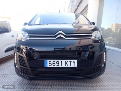 usado Citroën Spacetourer Talla M BlueHDi 110KW 150CV Feel