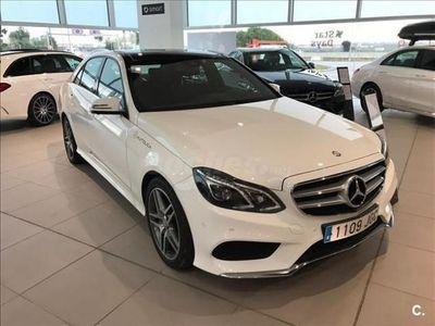 usado Mercedes E250 Clase EBluetec Avantgarde 4p. -15