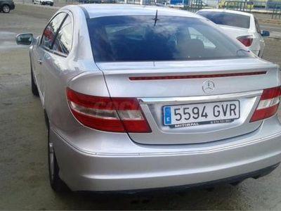 usado Mercedes CLC180 Clase ClcK 3p. -10