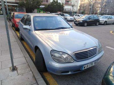 usado Mercedes S320 Largo