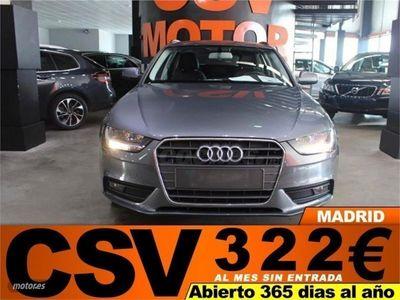 usado Audi A4 AVANT 2.0TDI 177CV **326€/MES SIN ENTRADA**