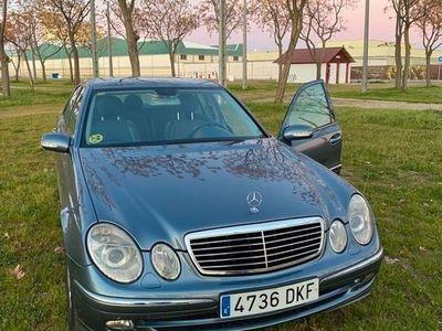 usado Mercedes E220 Clase ECDI AVANTGARDE
