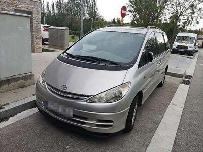 usado Toyota Previa D-4D Luna