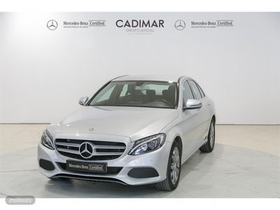 usado Mercedes 220 Clase C C7G Plus