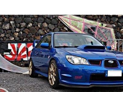 usado Subaru Impreza Sedán 2.5T WRX