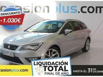 usado Seat Leon ST 2.0TDI CR S&S FR 150