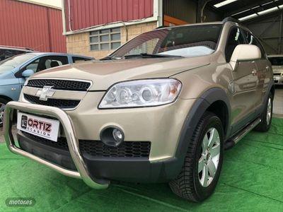 usado Chevrolet Captiva 2.0 VCDI 16V LT 5 Plazas