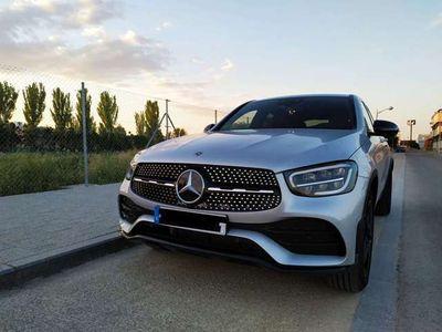 usado Mercedes 200 GLCCoupé d 4Matic 9G-Tronic