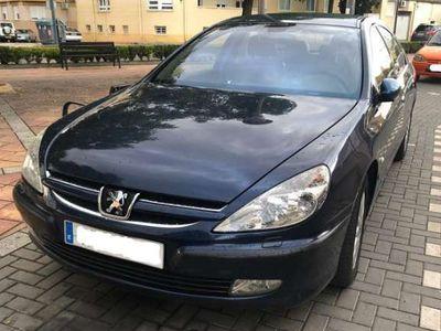 usado Peugeot 607 2.2HDi