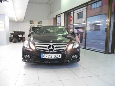 gebraucht Mercedes 200 Clase e CoupéCgi Be