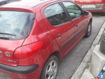 usado Peugeot 206 -