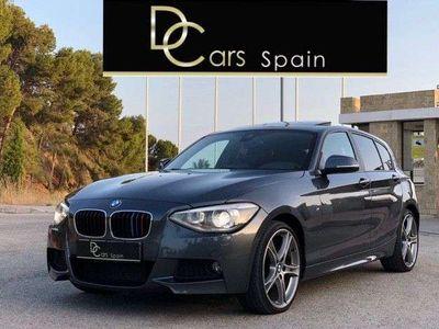usado BMW 125 Serie 1 dA Sport