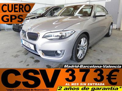 used BMW 220 220 d Coupe 140kW (190CV)