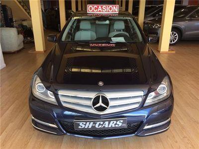 usado Mercedes C200 Clase CCdi Be Avantgarde Blue Effic. Ed. 4p. -12