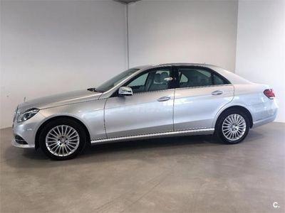 usado Mercedes E250 Clase EBluetec 4p. -14