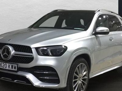 usado Mercedes 300 Clase GLEd 4Matic AMG Line (EURO 6d-TEMP)